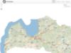 Latvijas ortofoto & topogrāfiskā karte