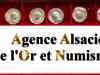 Agence alsacienne de l'or et numismatique