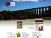 Site officiel de l'office de tourisme du pays de Chaumont.