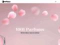 Vente en ligne de parfums