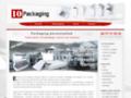 Détails : Packaging personnalisé