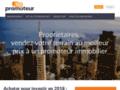 Détails : Promotion et vente de bien immobilier