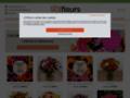 fleurs sur www.123fleurs.com