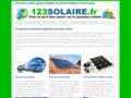 Détails : Guide du panneau solaire