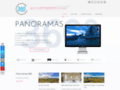 Site #5289 : Panoramas 360° sur Angers