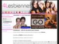 Lesbiennes Site de rencontres pour les femmes qui aiment les femmes.