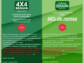 4x4edouin : spécialiste 4x4 occasion