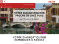 DIAGNOSTIC IMMOBILIER ANNECY