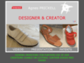 Détails : Agnès Prickell, concepteur et créateur de chaussures