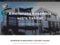 Détails : A2B Menuiserie, spécialiste de la menuiserie à Toulouse