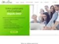 site http://www.a6landes.fr