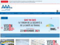 assurance accidents sur www.aaa.lu