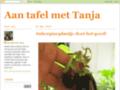 Aan Tafel met Tanja