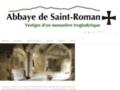 http://www.abbaye-saint-roman.com/