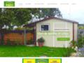 Détails : Fabricant d'abris de jardins et garages métalliques