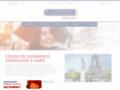 Détails : Ecole de commerce Paris : American Business School - ABS