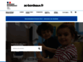 bordeaux sur www.ac-bordeaux.fr