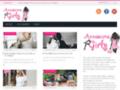 Boutique en ligne de bijoux fantaisie : Accessoires Girly