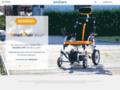 Détails : Le site de Acekare : motorisation de fauteuil roulant