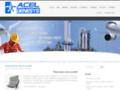 site http://www.acelgenesys.fr