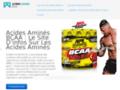 Détails : Acides Aminés BCAA