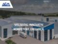 Détails : Construction métallique et usinage avec ACM