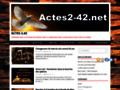 Actes2-42.net
