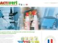 Activert : produits �cologiques nettoyage professionnel