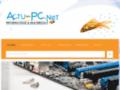 Détails : Actu-PC : Société de dépannage informatique à Le Thillot
