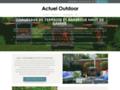Détails : Actuel Outdoor: barbecue et chauffage de terrasse