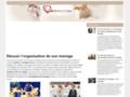 Détails : actumariage.com: pour l'organisation des mariages