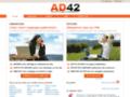 AD42, place de marché publicitaire