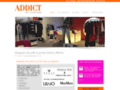 Magasin de prêt-à-porter Addict, Villefranche-sur-Saône