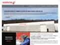 Détails : Adinox, fabricant de machines spéciales