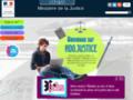 Ado Justice: Site qui a pour but d'expliquer aux jeunes les éléments de base de la justice.