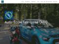 Auto école AEF, Limoges, Haute-Vienne, Limousin.