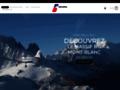 Aérocime - survol du Mont-Blanc en avion