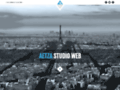 Aetza Création site internet, logo