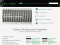 Tuyaux flexibles par Aev Flex | Fabricant de Tuyaux et Gaines Flexibles PVC et Métallique