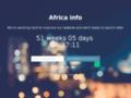 AfricaInfo : La Vitrine de l'AFRIQUE