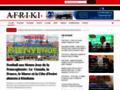 Voir la fiche détaillée : Actualité afrique