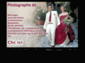 Photographe de mariage - evenement familiaux