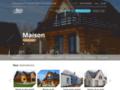 Détails : Entreprise de construction de maison en bois sur mesure