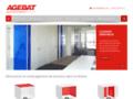 L'aménagement de bureaux par Agebat