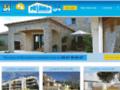 Détails : AGENCE 34 IMMOBILIER: Location à l´année et vente maison et appartement sur Balaruc-les-Bains