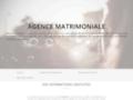 Détails : Agences matrimoniales