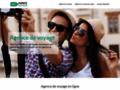 Détails : Agence de voyage, entreprise commerciale