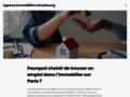 Annonces immobilières à Strasbourg