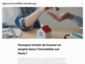 Agence immobiliere strasbourg