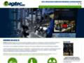 Détails : Agitateur industriel magnétique ou statique